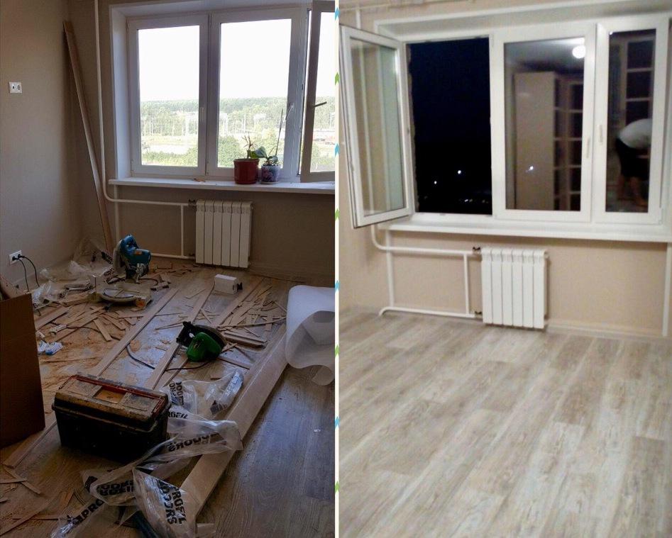 почему ремонт квартир фото до и после ремонта собирается точно воссоздавать